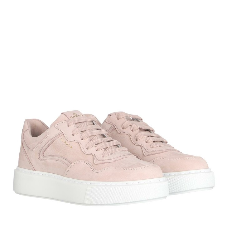 Schuh, Copenhagen, Sneakers Nubuk Rose