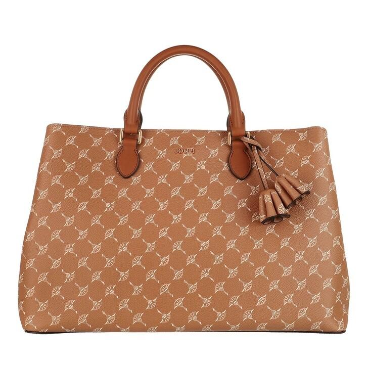 Handtasche, JOOP!, Cortina Emery Handbag Lhz Cognac