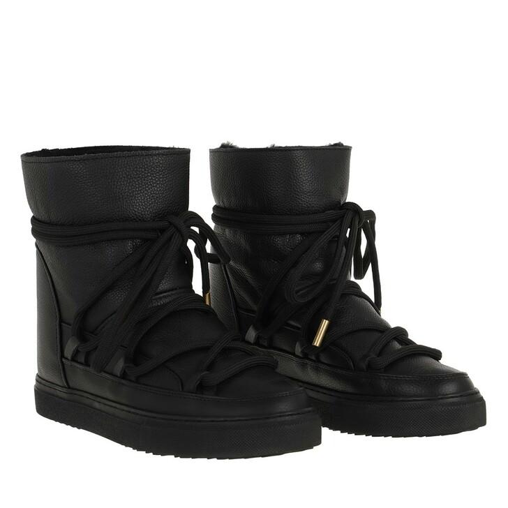 shoes, INUIKII, Boot Full Leather Black