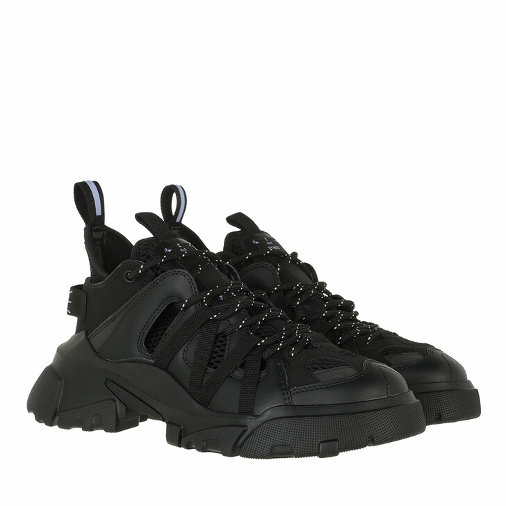 shoes, McQ, Ic0 Orbyt 2.0 Black