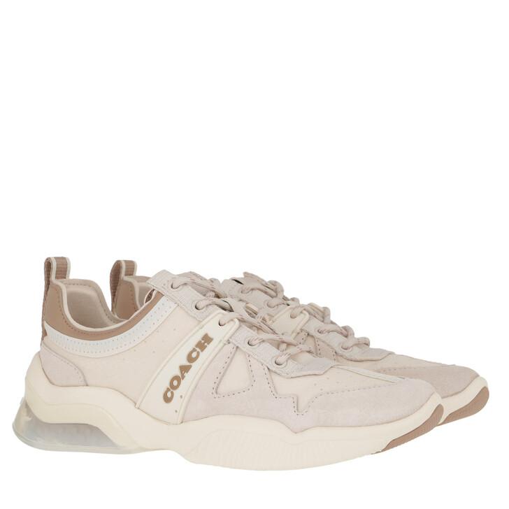 Schuh, Coach, Citysole Runner Sneaker Chalk/Taupe