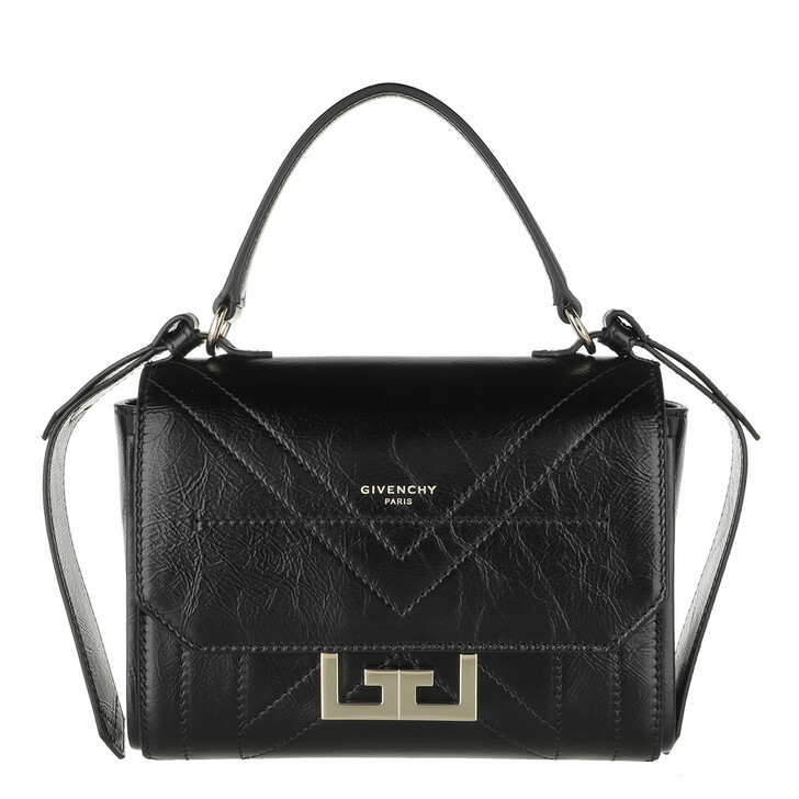 bags, Givenchy, Eden Mini Crossbody Bag Leather Black