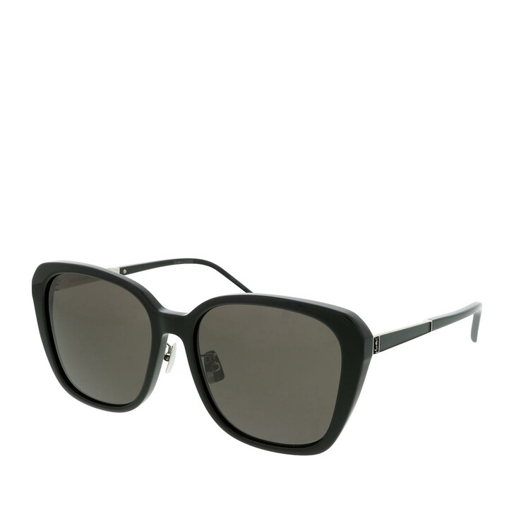 Sonnenbrille, Saint Laurent, SL M78/F-001 58 Sunglass WOMAN ACETATE Black