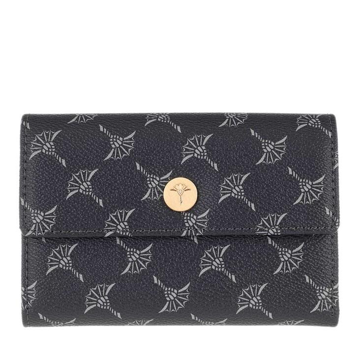 wallets, JOOP!, Cortina Cosma Wallet Dark Grey
