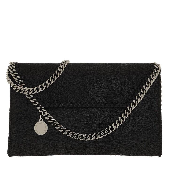 Handtasche, Stella McCartney, Falabella Mini Crossbody Bag Black