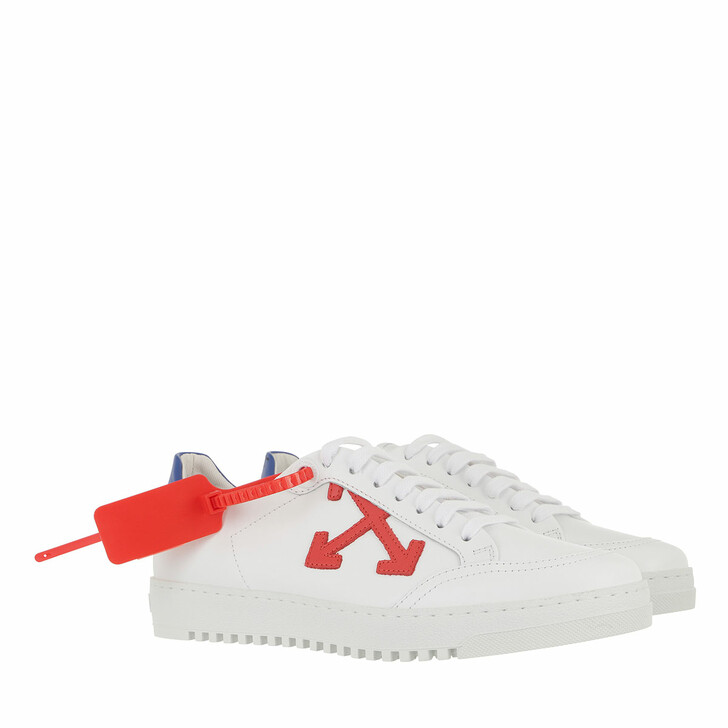 shoes, Off-White, 2.0 Sneakers  White Red
