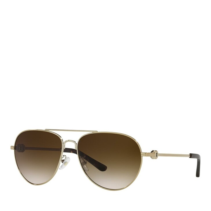 Sonnenbrille, Tory Burch, 0TY6083 Shiny Gold