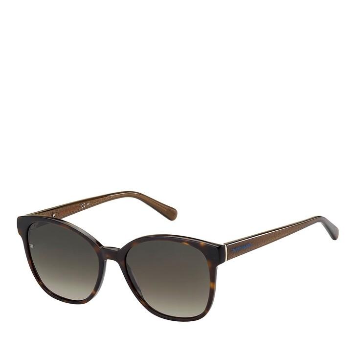sunglasses, Tommy Hilfiger, TH 1811/S HAVANA