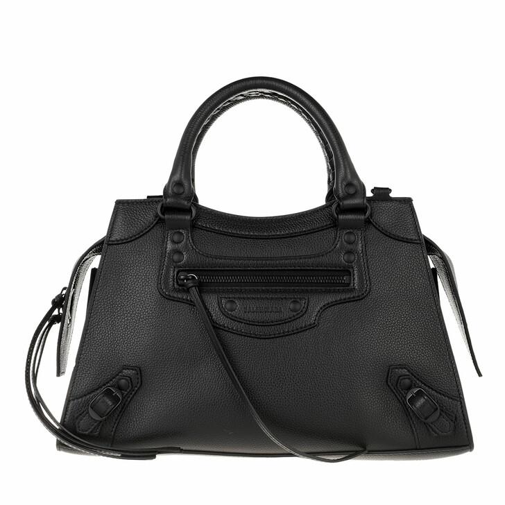 bags, Balenciaga, Small Neo Classic City Tote Bag  Black
