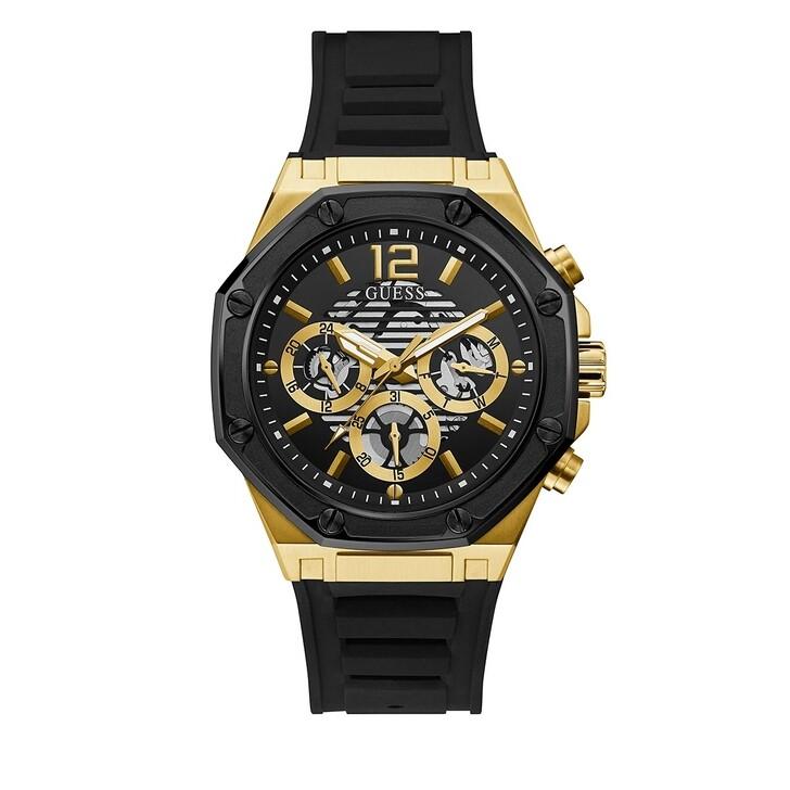 watches, Guess, MENS SPORT WATCH Black