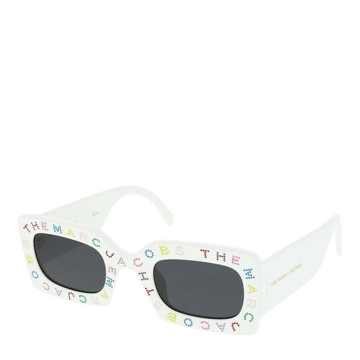 Sonnenbrille, Marc Jacobs, MARC 488/S Sunglasses White