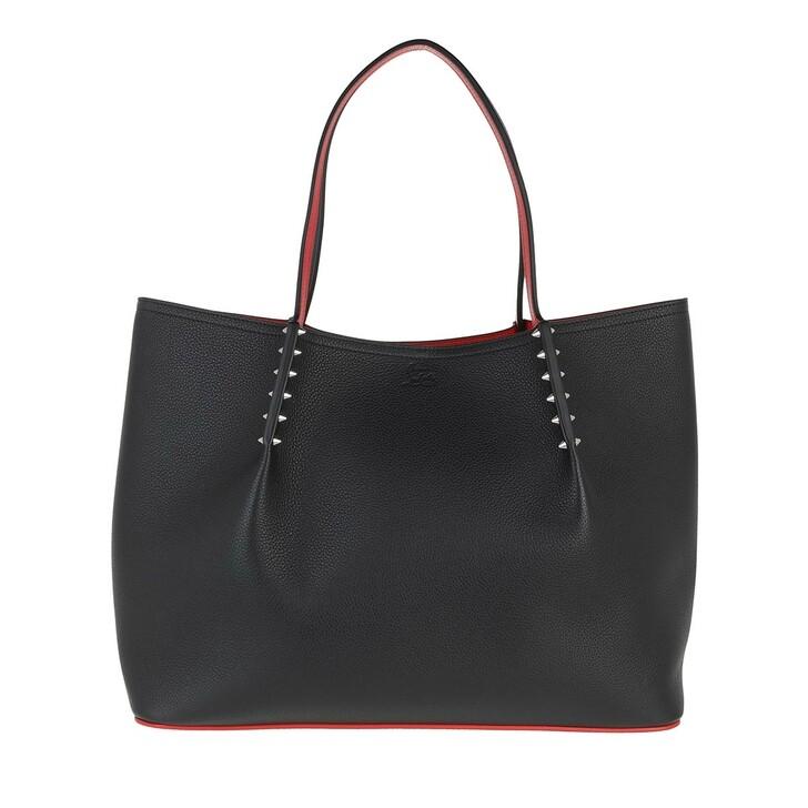 Handtasche, Christian Louboutin, Cabarock Large Tote Bag Black