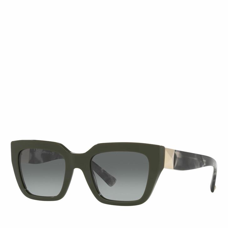 sunglasses, Valentino Garavani, Woman Sunglasses 0VA4097 Green