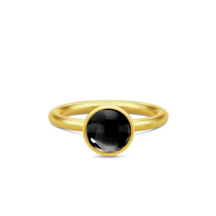 Ring, Julie Sandlau, Primini Ring Gold/Black