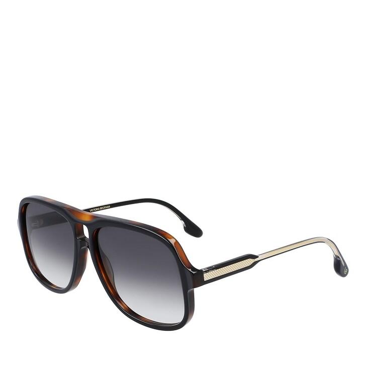 Sonnenbrille, Victoria Beckham, VB620S BLACK/TORTOISE