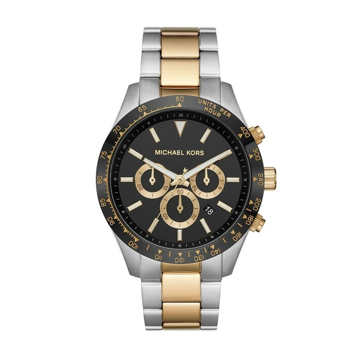 Uhr, Michael Kors, Layton Men Watch Silver