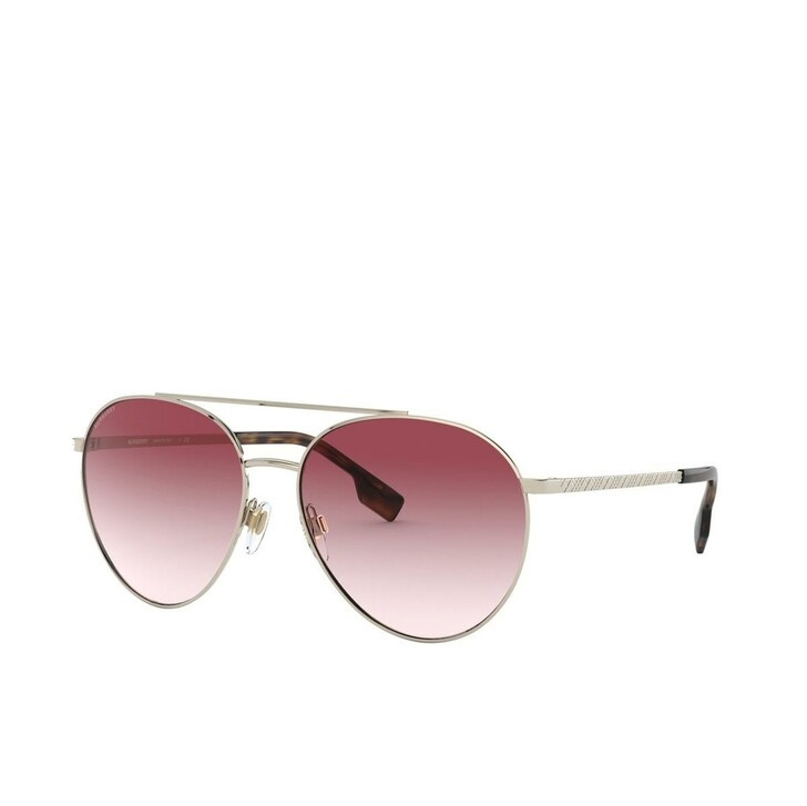 sunglasses, Burberry, Women Sunglasses Classic Reloaded 0BE3115 Pale Gold