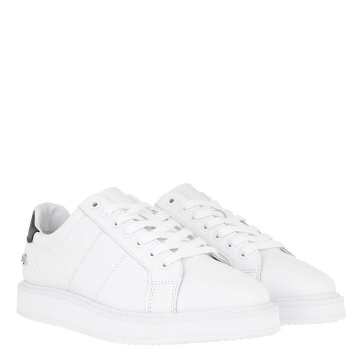 Schuh, Lauren Ralph Lauren, Angeline Ii Sneakers Athletic Shoe Rl White/Lauren Navy