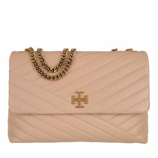 tory burch -  Shopper - Kira Chevron Convertible Shoulder Bag - in beige - für Damen