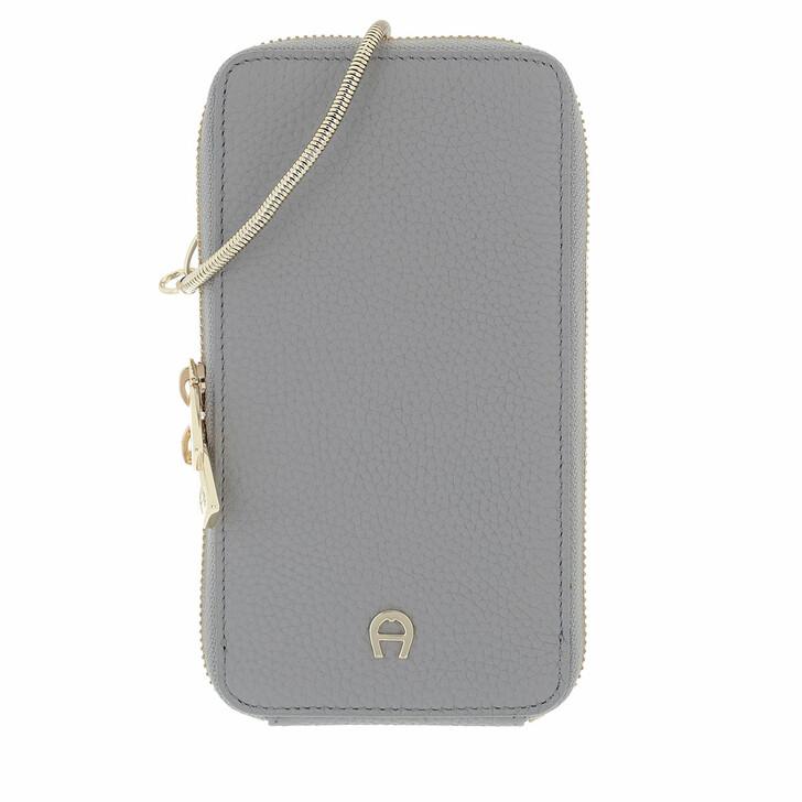 smart_cases, AIGNER, Fashion Mobile Case Slate Grey