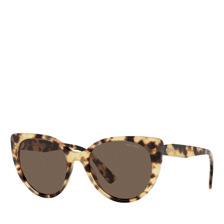 sunglasses, Miu Miu, 0MU 04XS LIGHT HAVANA