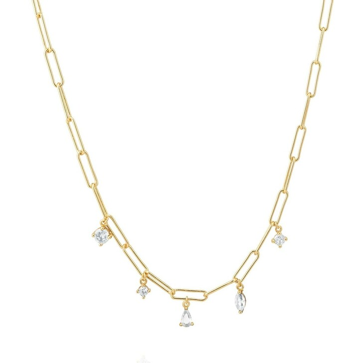 necklaces, Sif Jakobs Jewellery, Rimini Necklace Yellow Gold
