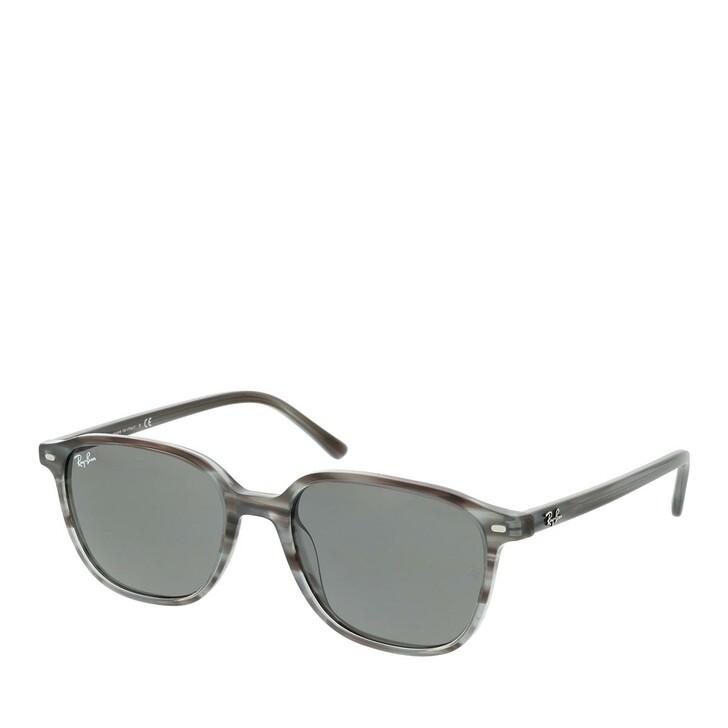 sunglasses, Ray-Ban, 0RB2193 1314B1 Unisex Sunglasses Icons Striped Grey