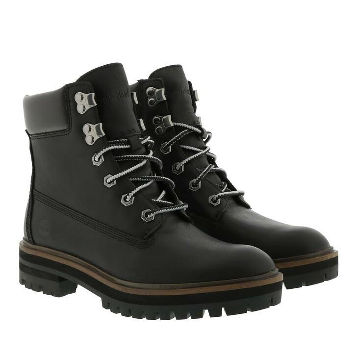 Schuh, Timberland, London Square Boot Jet Black