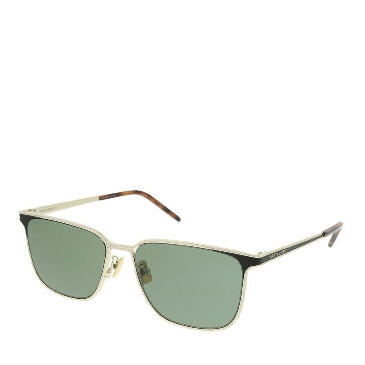 Sonnenbrille, Saint Laurent, SL 428-003 56 Sunglasses Woman Gold