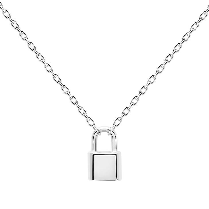 Kette, PDPAOLA, Bond Necklace Silver