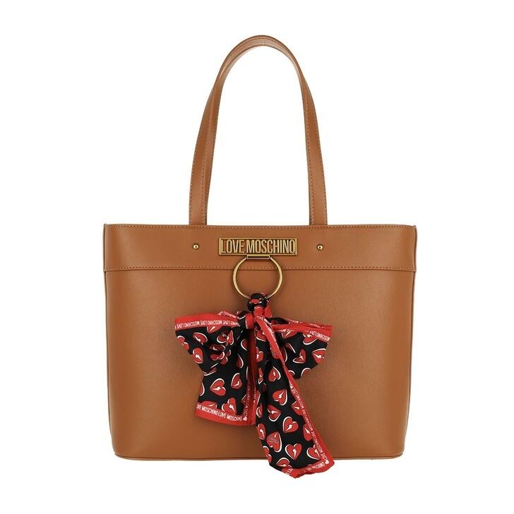 Handtasche, Love Moschino, Bag Cuoio