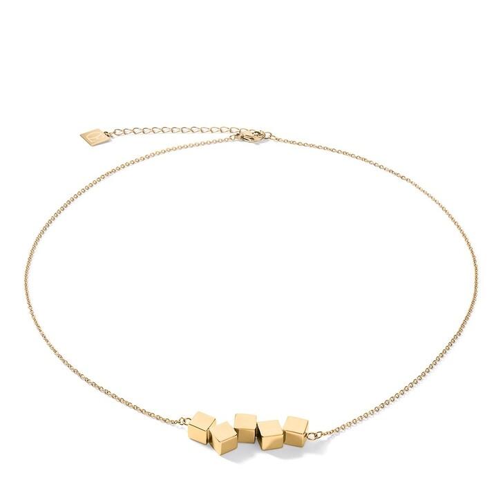 necklaces, COEUR DE LION, Necklace Gold
