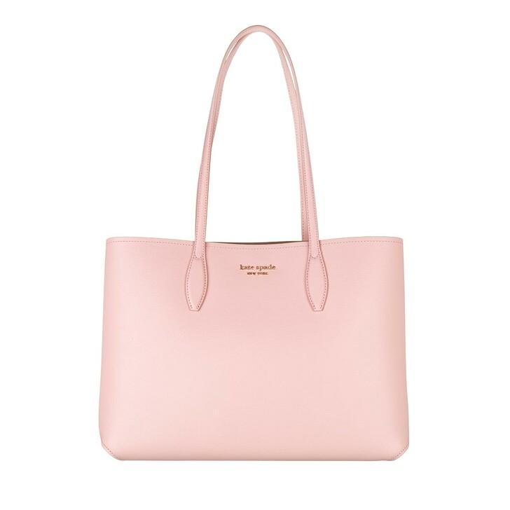 bags, Kate Spade New York, Large Tote  Chalk Pink