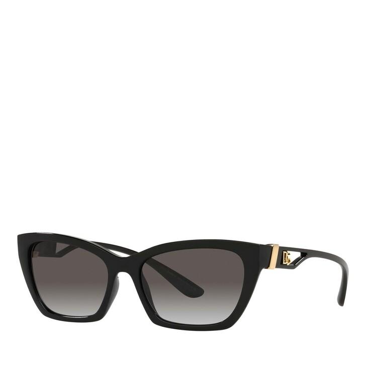 Sonnenbrille, Dolce&Gabbana, 0DG6155 Black