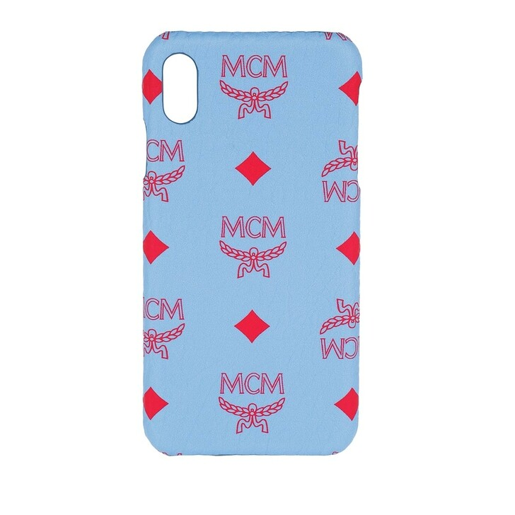 Smartphone/Tablet case (Case), MCM, Visetos Original Phone Case Blue Bell