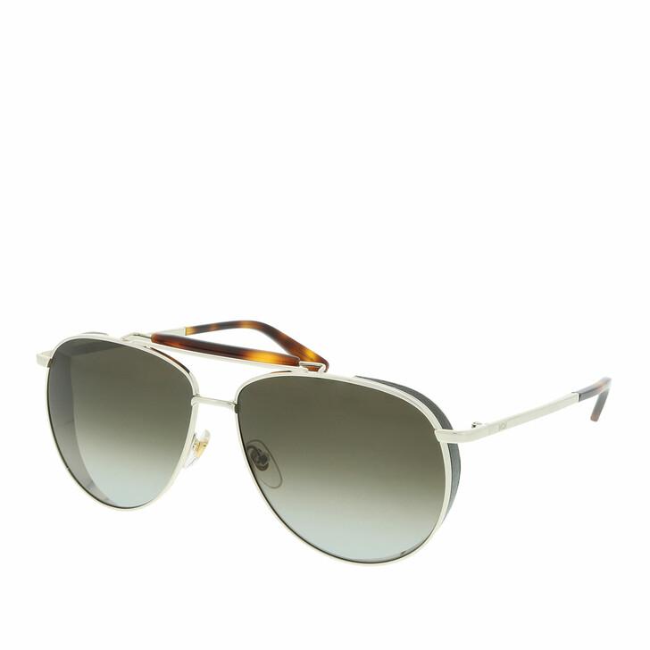 Sonnenbrille, MCM, MCM119S Shiny Gold/Khaki