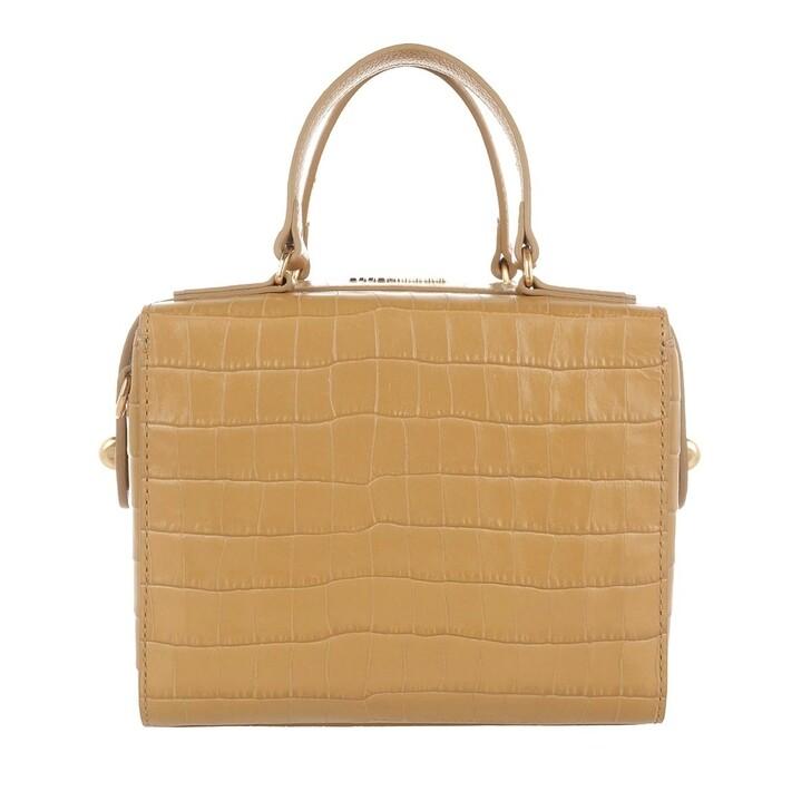 Handtasche, Coccinelle, Borsa St. Cocco Vitello  Camel