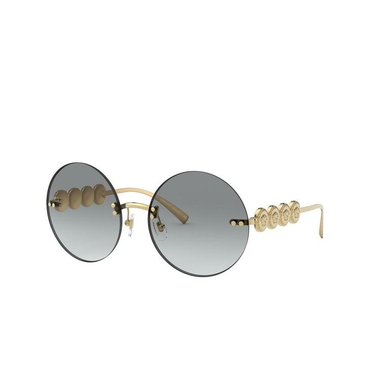 sunglasses, Versace, 0VE2214 Gold