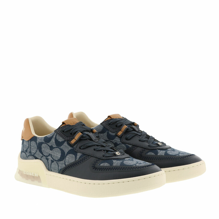 Schuh, Coach, Shoes Low Top Sneaker Chambray