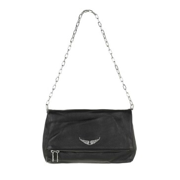 Zadig Voltaire Rocky Bag Black In Zwart Fashionette