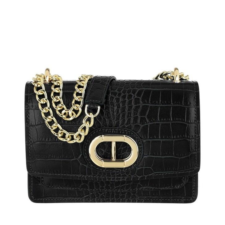 Handtasche, Dee Ocleppo, Dee Medium Crossbody Black