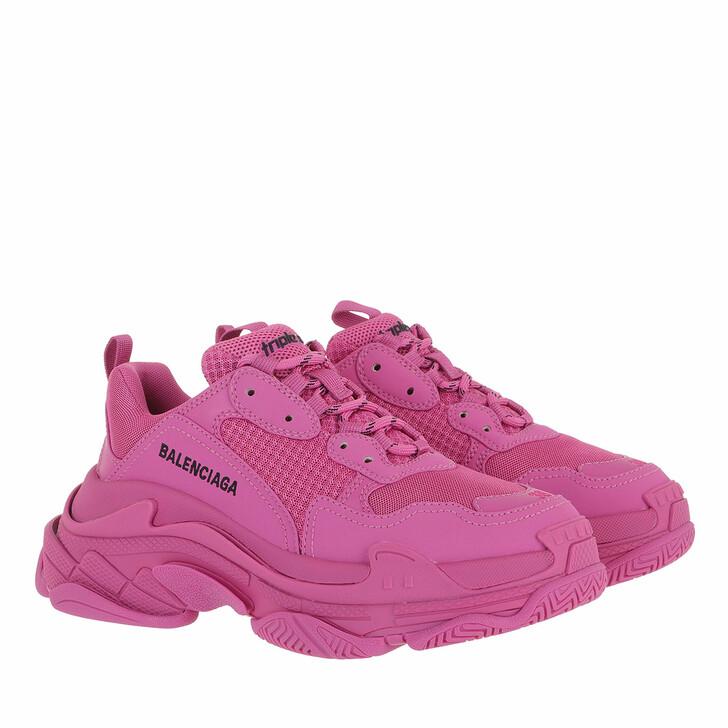 Schuh, Balenciaga, Triple S Sneakers Pink