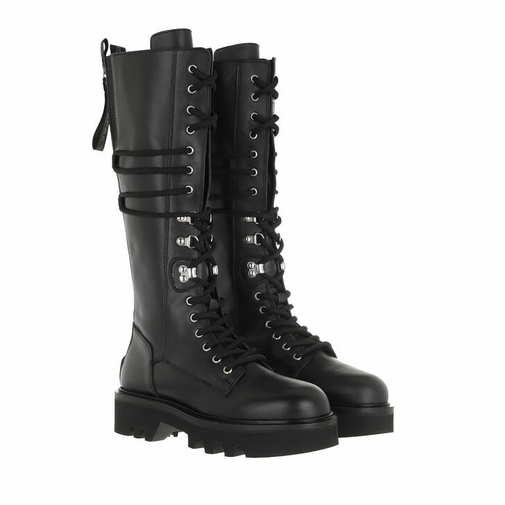 shoes, Furla, Furla Rita Army High Boot T 4