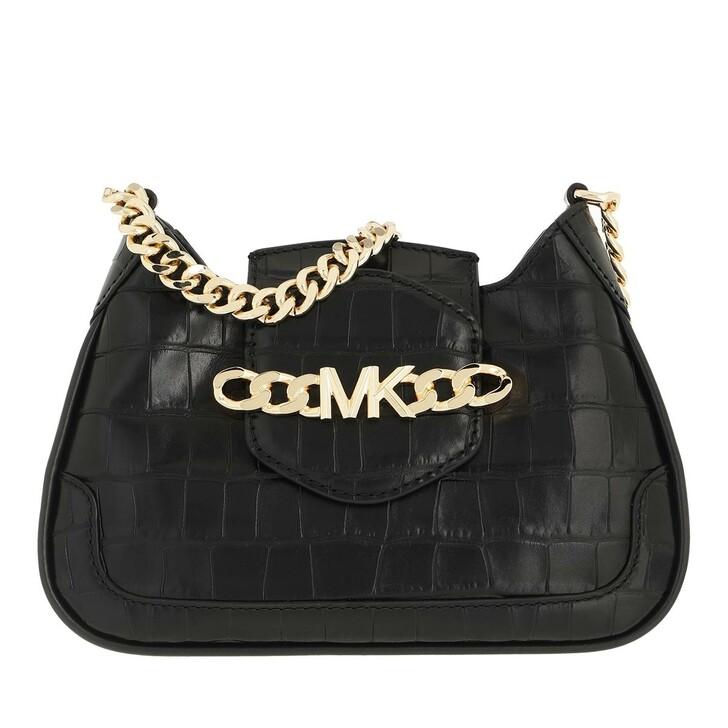 bags, MICHAEL Michael Kors, Xs Xbody Black