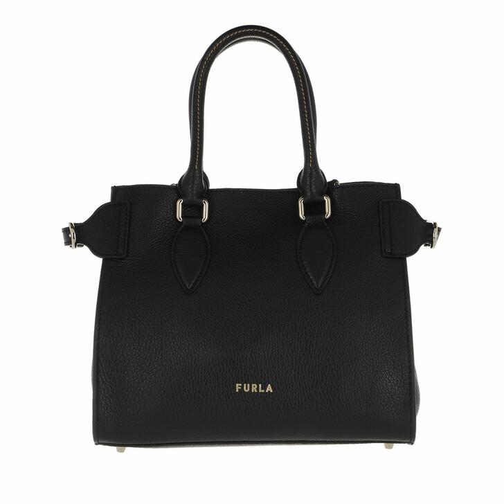 bags, Furla, Zone M Tote Black
