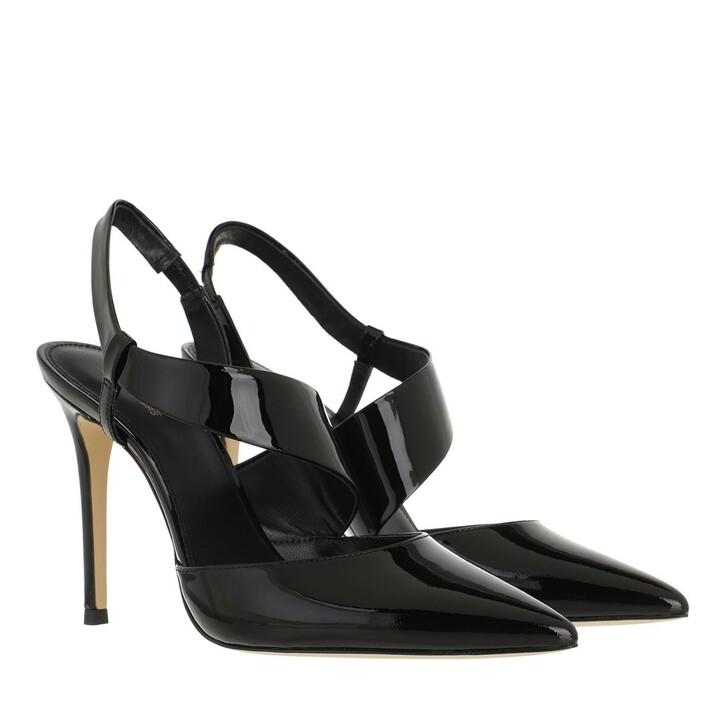 shoes, MICHAEL Michael Kors, Juliet Sling Black