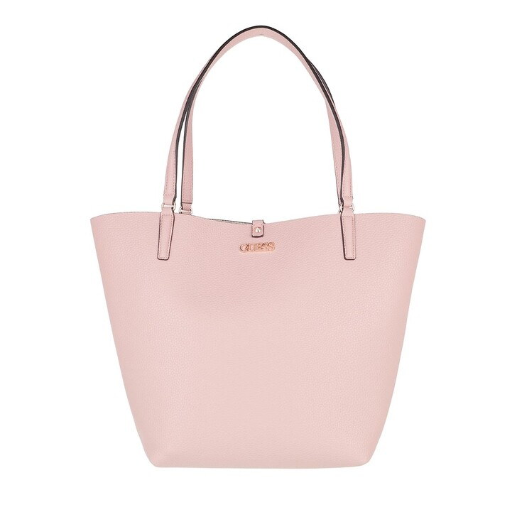 bags, Guess, Alby Toggle Tote Rosewood/Stone