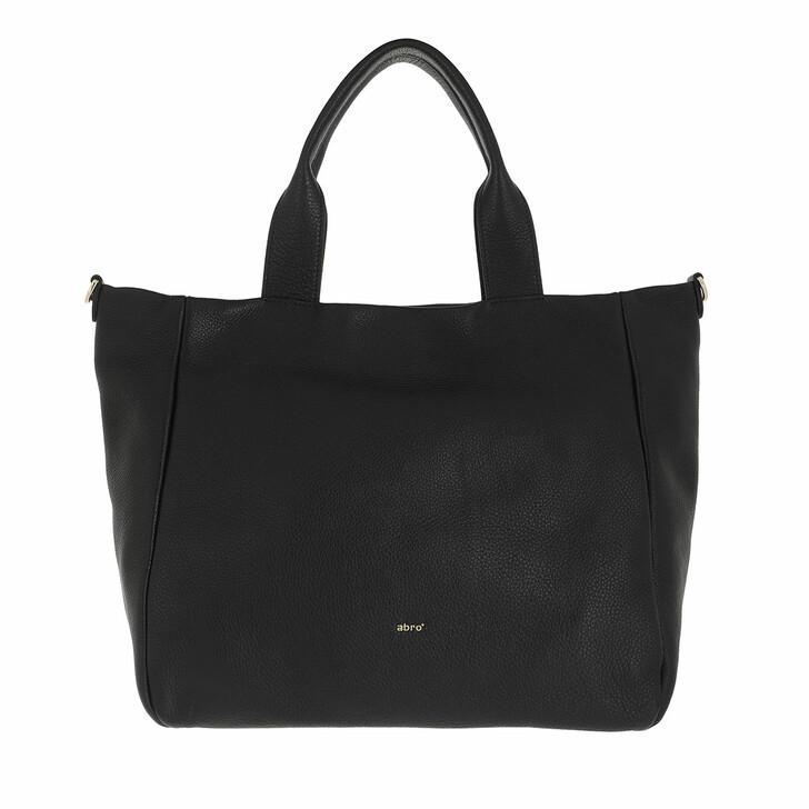 bags, Abro, Shopper KAIA big  Black/Gold