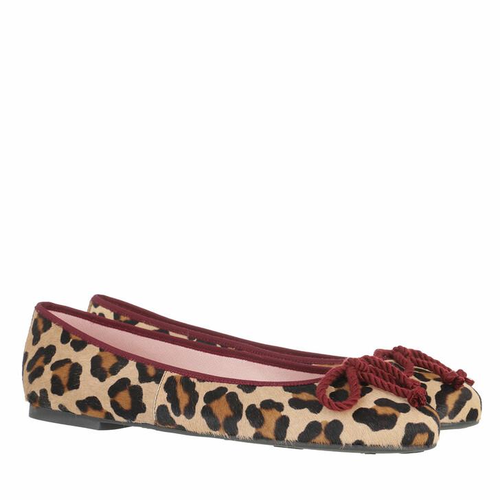 shoes, Pretty Ballerinas, Rosario Ballerinas Leopard Print