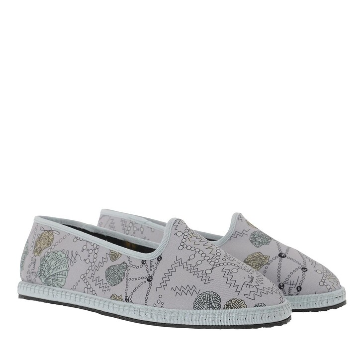 Emilio Pucci Ballerina Shoes Conchiglie Baby Glicine/Acqua ...